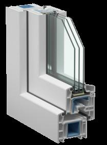 Профильная система окна Veka - Softline 82мм
